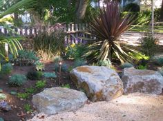 would be nice to have a couple of boulders like this...ideally found on site