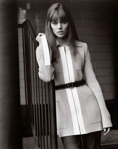 Vogue UK, January 2015.