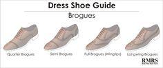 Dress shoe Guide Bro