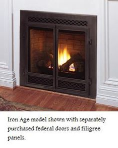 cerona gas fireplace heat glo foyers au gaz gas fireplaces