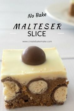 The BEST no bake Malteser Slice recipe you will ever make - I promise! Thermomix instructions also included.