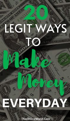 If you want to make some extra cash, these under the table jobs are worth trying out. Make Money From Home, Way To Make Money, Make Money Online, Under The Table Jobs, Jobs For Women, Simple App, Making Extra Cash, Online Income, Online Work