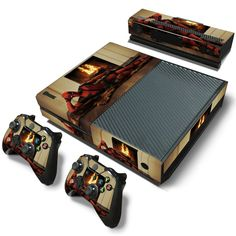 Deadpassion Skin ...  http://www.hellodefiance.com/products/deadpassion-skin-xbox-one-protector?utm_campaign=social_autopilot&utm_source=pin&utm_medium=pin