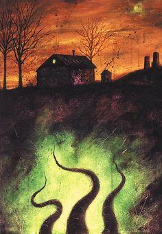 The Dunwich Horror by Robert Randle