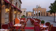 HOTEL | ADLON KEMPINSKI | BERLIN | GERMANY Restaurant Quarré