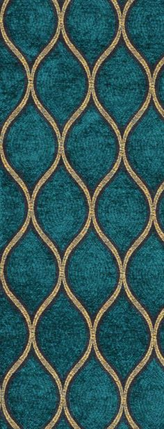Iman Malta peacock fabric