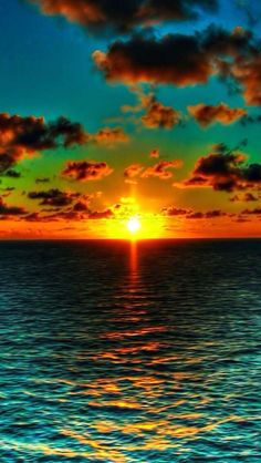 The gorgeous descent of the sun, the end to the day, is a true blessing with a…