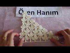 Yeni çiçek fantazi örgü yelek hırka örnegi sende yap - YouTube