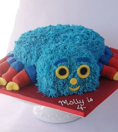 Woolly and Tig Cake by Lorraine McCarroll, via Flickr