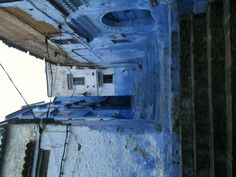 It's Blue! (at chaouen)