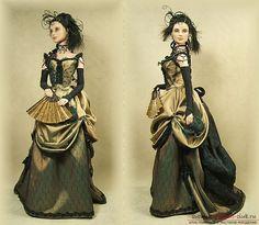 Интересные фотографии выкроек платьев для кукол и эскизов к ним 27 фотографий | svoimi-rukami-club.ru