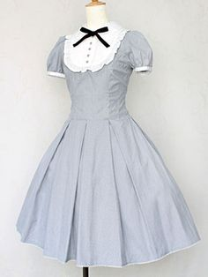 Frill Doll Dress by Victorian maiden