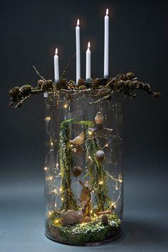 Modern Christmas, Scandinavian Christmas, Christmas Holidays, White Candles, Winter Theme, Xmas Decorations, Christmas Inspiration, Diy Flowers, Winter Holidays