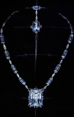 """Wallace Chan """"Now & Always"""" necklace Photo courtesy of Wallace Chan via ARTINFO"""