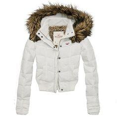 Girls White Fur Winter Jacket | diese jacke finde ich total toll :) ich weiß nicht, ob in schwarz ...