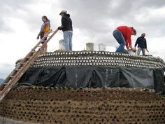 earthship building seminars
