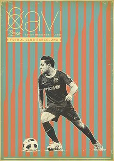 (absolutely lovely) Vintage Football Posters by Zoran Lucić