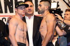 Preview: Canelo vs. Angulo, Showtime PPV Saturday, 9 p.m. ET |  http://po.st/kZXnIU via @CommDigiNews #caneloangulo #boxing