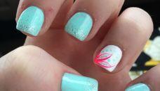 summer acrylic nails   cute-acrylic-nail-designs-for-summercute-summer-acrylic-nails-nails ...