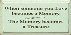 One of the most beloved sympathy verses is painted on this memory plaque #memorial #sympathy