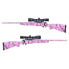 Camowraps® Rifle Kit in Realtree® All Purpose Pink Camo