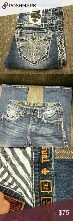 Men's rock revival jeans Rock revival men's jeans slim bootcut Rock Revival Jeans Bootcut