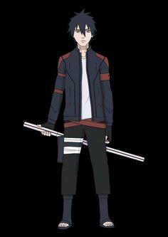 Menma Uzumaki, Susanoo Naruto, Naruto Uzumaki Art, Hinata Hyuga, Anime Naruto, Boruto, Character Portraits, Character Art, Naruto Oc Characters