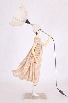 Skitso Girls Briz Lampa - 85 cm Handmade Lamps, Best Sellers, Girls, Toddler Girls, Daughters, Maids