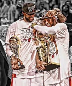 Lebron James and Dwayne Wade New Hip Hop Beats Uploaded EVERY SINGLE DAY http://www.kidDyno.com