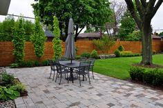 Simple Modern Garden View - HOME DESIGNS