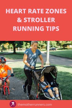 Running with a stroller is hard work! Learn how to leverage its difficulty to get faster by using heart rate training Stroller Workout, Jogging Stroller, Get Running, Running Tips, How To Run Faster, How To Run Longer, Running With Stroller, Baby Girl Strollers, Heart Rate Zones