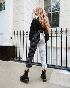 pin pin The post pin appeared first on Kleidung ideen.- pin pin The post pin appeared first on Kleidung ideen. Save Images pin pin The post pin appeared first on Kleidung ideen. Street Style Outfits, Edgy Outfits, Grunge Outfits, Cute Casual Outfits, Winter Outfits, Fashion Outfits, Casual Jeans, Black Outfit Grunge, Fashion Ideas