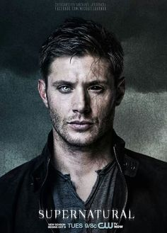 Dean Winchester- This picture has me so fricking curious that I will probably go crazy waiting for tomorrow.