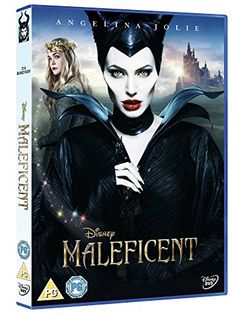 Maleficent [DVD] Angelina Jolie and Elle Fanning star in this live action fantasy prequel to the 1959 Disney animation based on the classic fairytale. Watch Maleficent, Maleficent 2014, Sam Riley, Disney Dvd, Disney Movies, Walt Disney Pictures, Elle Fanning, New Movies, Movies And Tv Shows