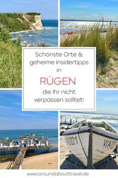 Rügen ist eine zauberhafte Ostsee-Insel, denn neben viel Natur gibt es schöne, alte Seebäder und Schlösser zu besichtigen.