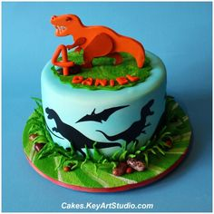 Cake for my Dino lover