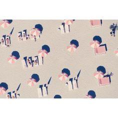 Miami Pink Umbrellas