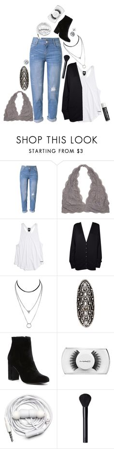 """""""Sorry: Beyonce"""" by yeaya ❤ liked on Polyvore featuring WithChic, Ivy Park, Lauren Craft, Witchery, MAC Cosmetics, Urbanears, Chapstick, NARS Cosmetics and BERRICLE"""