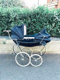 Twin Pram, Vintage Pram, Dolls Prams, Abandoned, Baby Strollers, Twins, The Unit, Stock Photos, Children