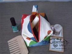#Tutorial per realizzare una mini #pochette porta trucco fai da te da tenere sempre in borsetta!