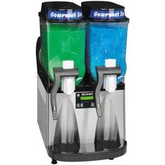Bunn Ultra-2 HP, Frozen Beverage System, 2 Hoppers, Black/SST, 34000.0081