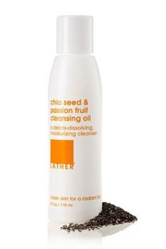 """The Beauty Buys That Gave Our Editors Serious Results  #refinery29  http://www.refinery29.com/beauty-editors-favorite-products-empty-containers#slide-33  """"In the past eight years that I've been wearing makeup, I've tried many a cleansing oil and this one is my hands-down favorite. Something about this chia-seed-and-passion-fruit-oil blend melts away my waterproof makeup in half the time that it takes other formulas. The oil is really silky, so it's a pleasure to rub all over my face and…"""