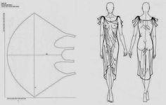 Moda e Dicas de Costura: VESTIDOS FÁCIL DE FAZER