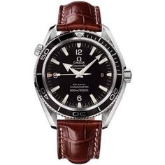 Omega Men's 2901.50.37 Seamaster Planet Ocean Automatic Chronometer Watch.  $3,450.00