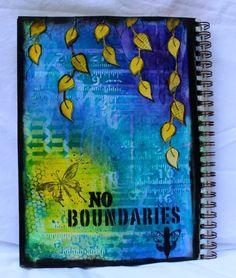 Kemper art journal - boundaries 1 of 8