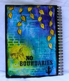 Kemper art journal - boundaries 1 of 8