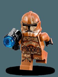 Clone Trooper™ de Geonosis