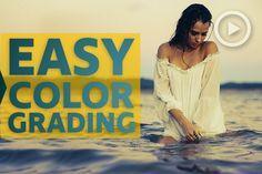 Fast And Easy Color Grading Using Split Toning & Blend If | SLR Lounge
