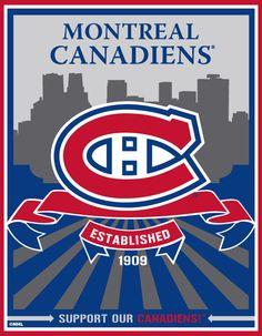 Montreal Canadiens Speakman