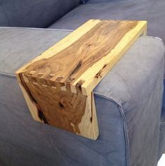 Wingerd. Sofa Arm Table - by Jasonjenkins @ LumberJocks.com ~ woodworking ...